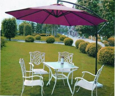 GU-05 GARDEN UMBRELLA MEHROON COLOR