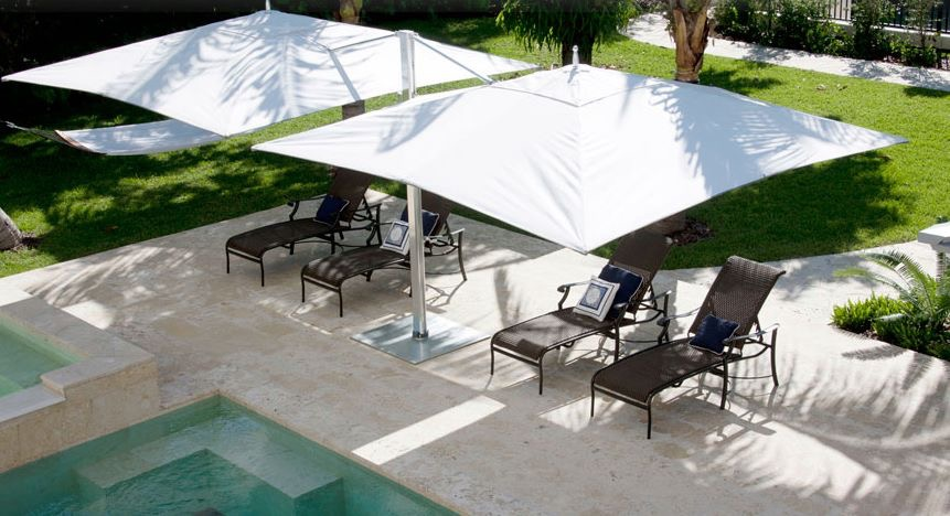 GU-848 GRAND POOL UMBRELLA