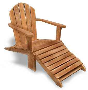 WOODEN LOUNGE CHAIR WL-03